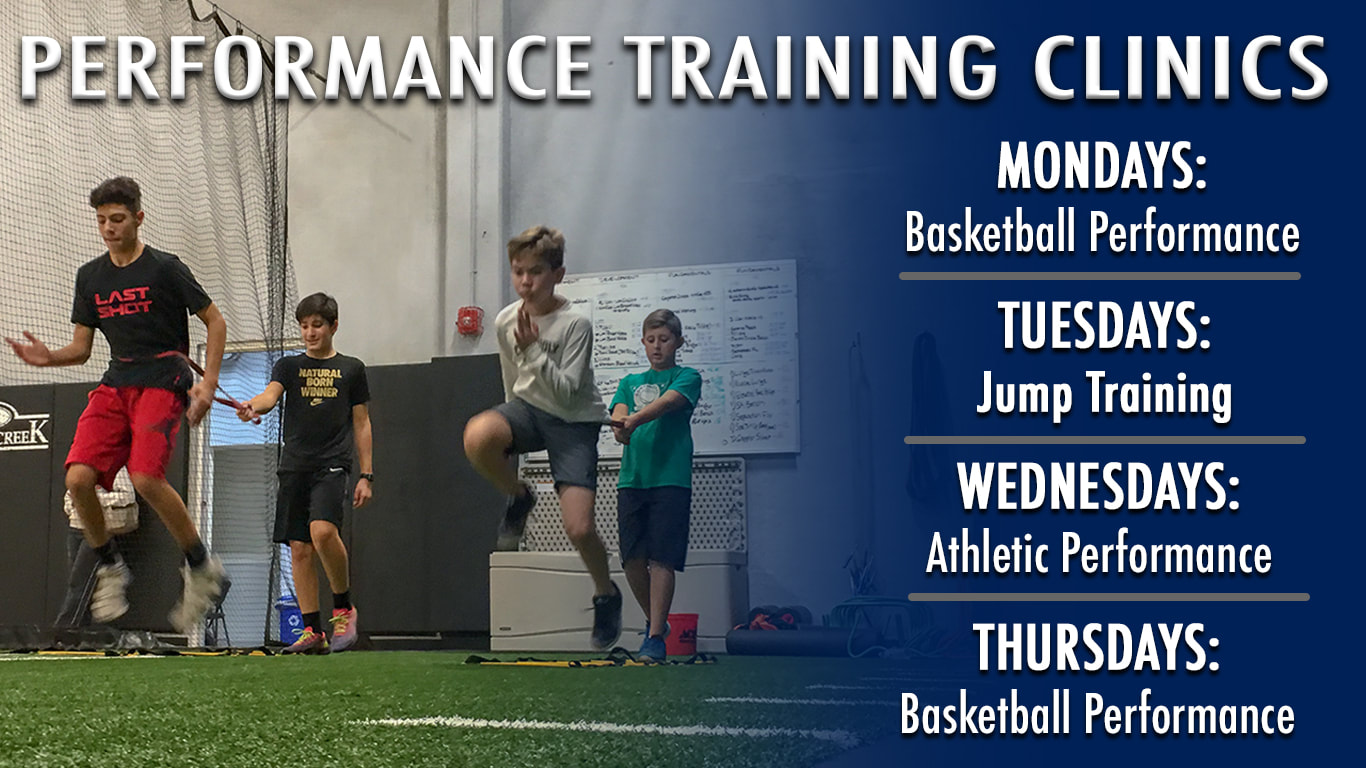 Performance Training Clinic | Ultimate Fieldhouse - ULTIMATE